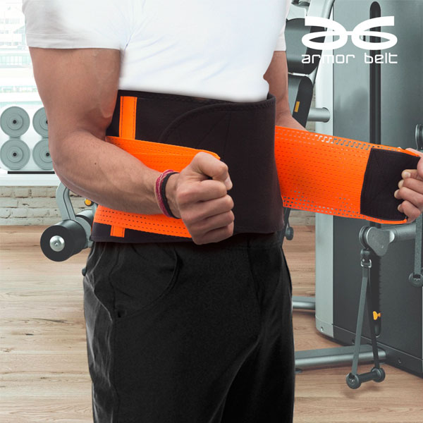 Armor Belt Correcting and Reducing Sports Back Brace